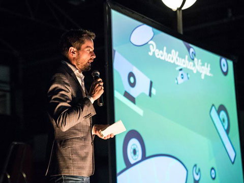 PechaKucha Night Breda – Host