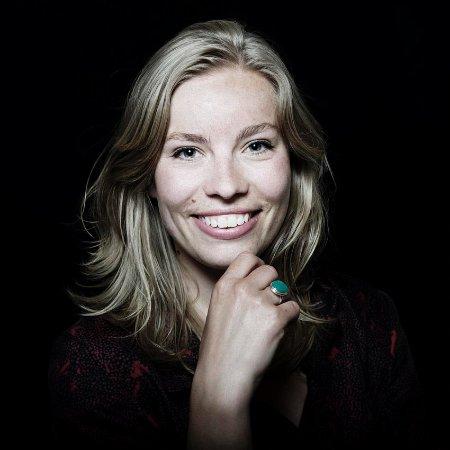 Antsje van der Zee, productiecoördinator Leeuwarden-Fryslân Culturele Hoofdstad 2018