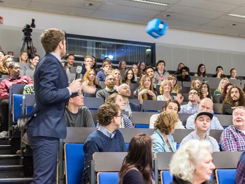 Impact Congres Tilburg University – met glansrol voor de Catchbox