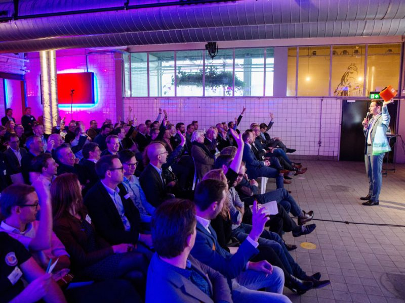 Rijkswaterstaat – Lancering project DOEN